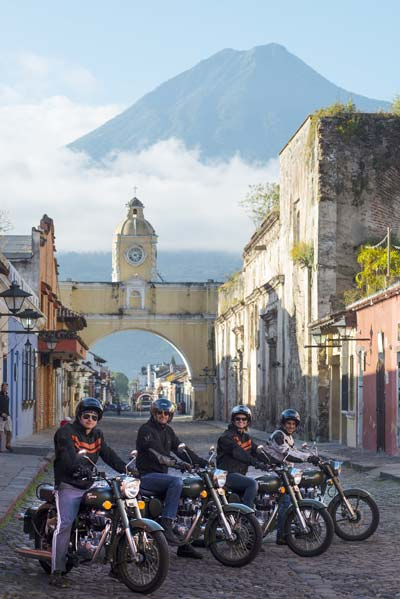 antigua motorcycle tours